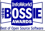 The Infoworld Best of Open Source award